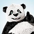 熊猫图片压缩
